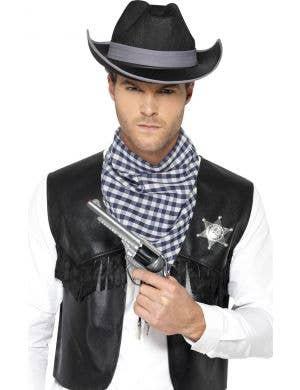 Western Sheriff Cowboy Costume Kit