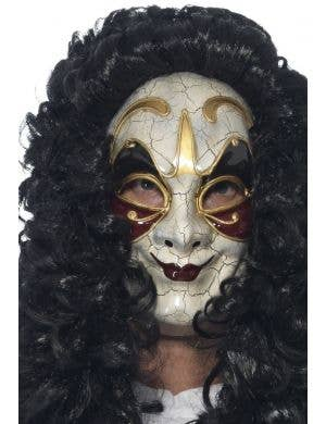 Venetian Highwayman Mens Mask