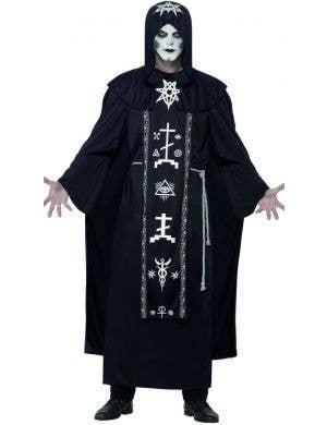 Demonic Dark Arts Ritual Adult's Halloween Costume