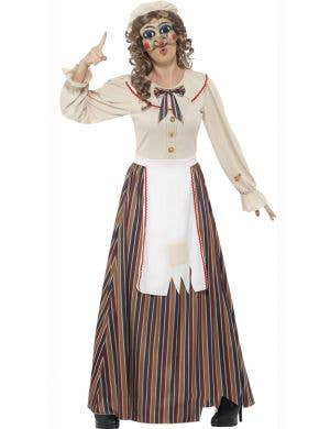 Punch And Judy Women's Evil Puppet Costume Main Image