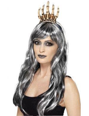 Voodoo Bone Costume Headband
