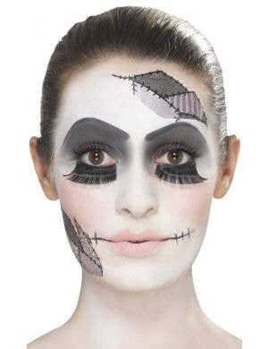 Damaged Doll Women's Halloween Makeup Kit