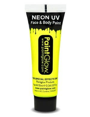 Fluro Yellow Blacklight Reactive Face and Body Cream Paint Main Image