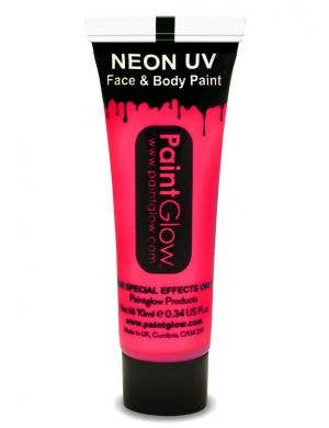 Fluro Pink Blacklight Reactive Face and Body Cream Paint Main Image