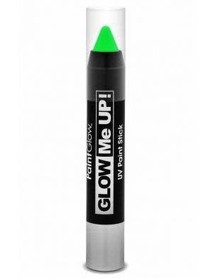 Neon Green UV Reactive Cream Paint Stick Main Image