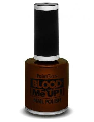 Dark Red Halloween Special Effects Nail Polish Main Image