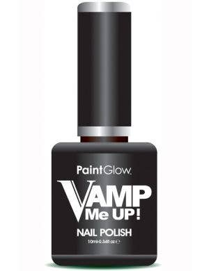 Gothic Black Vamp Me Up Halloween Special Effects Nail Polish