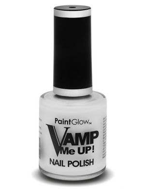 White Vamp Me Up Halloween Special Effects Nail Polish Main View