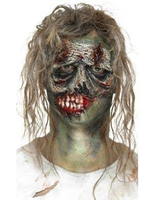 Zombie Foam Latex Eye Prosthetic Halloween Makeup