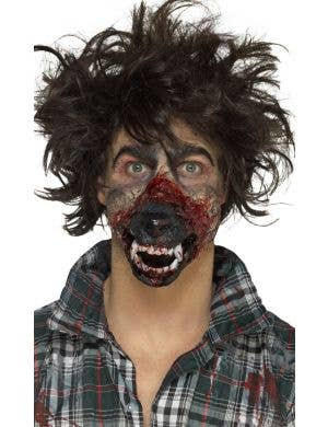 Werewolf Mouth Prosthetic Halloween Mask