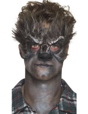 Halloween Adult's Monster Frankenstein Horror Prosthetic Costume Accessory Main Image
