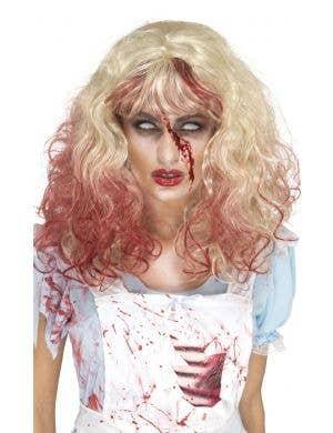 Alice in Wonderland Zombie Women's Costume Wig