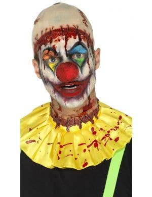 Creepy Halloween Clown Latex Instant Accessory Kit