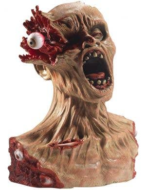 Horror Latex Exploding Eye Zombie Bust Halloween Prop