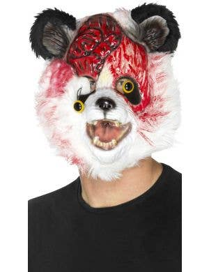 Zombie Panda Bear Halloween Mask