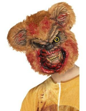 Zombie Panda Bear Halloween Mask Main Image