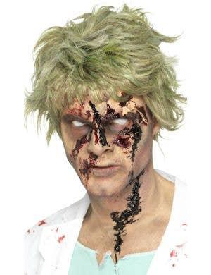 Zombie Black Scab Blood Halloween Special FX Makeup