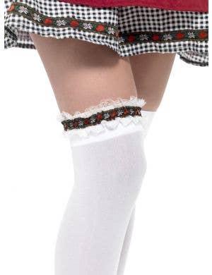 Beer Wench Women's Leg Garter Costume Accessory