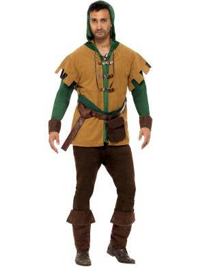 Robin of the Hood Men's Storybook Costume