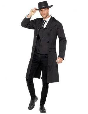 Wild West Bounty Hunter Men's Costume