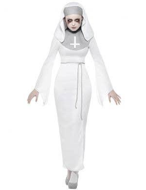 Haunted Asylum Nun Women's Halloween Costume