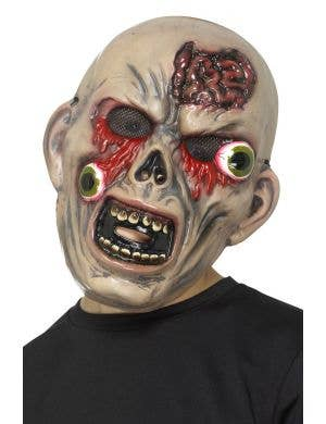 Monster Bulging Eye Halloween Costume Mask