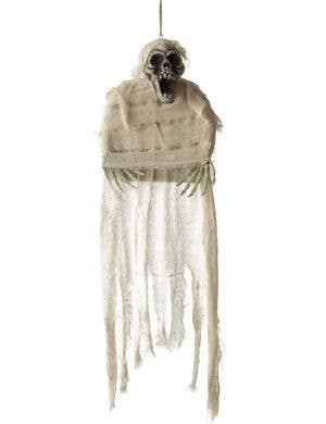 Hanging Mummy Skeleton Halloween Decoration