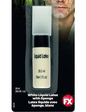 White Liquid Latex Halloween Special FX