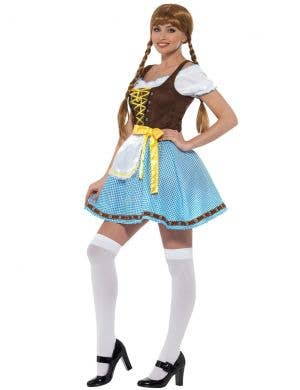 Olga Sexy Women's Bavarian Oktoberfest Fancy Dress Costume