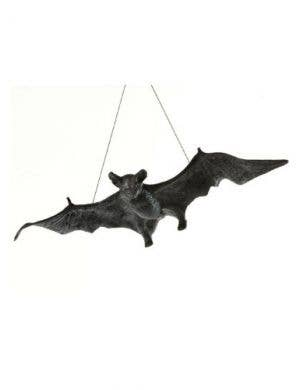 Large Creepy Bat Halloween Decoration