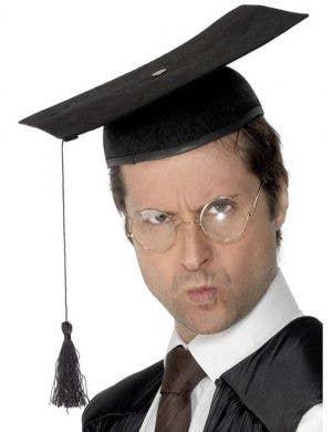 Graduation Mortar Board Costume Hat