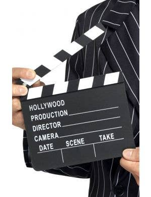 Novelty Hollywood Scene Clapboard Costume Accessory