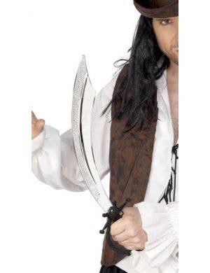 Pirate Cutlass Sword Costume Accessory