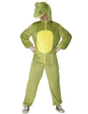 Crocodile Adult Onesie Costume