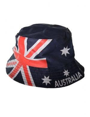 Aussie Flag Kids Bucket Hat