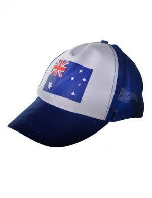 Aussie Flag Adults Australia Day Cap