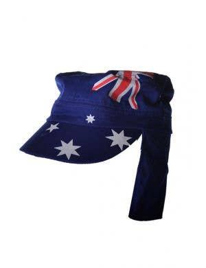 Australian Flag Kids Legionnaire Hat