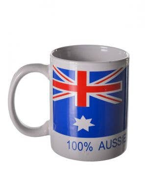 Australia Day 100% Aussie Mug