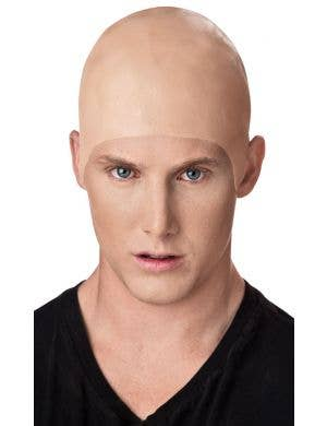 Bald Cap Fancy Dress Costume Accessory
