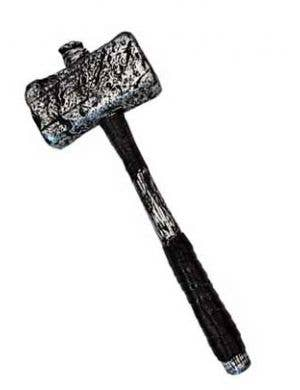 Mighty Thor's Hammer Costume Weapon