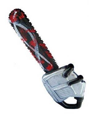 Mini Bloody Chainsaw Halloween Costume Accessory