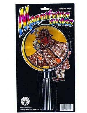 Novelty Magnifying Glass Costume Accessory Main Image