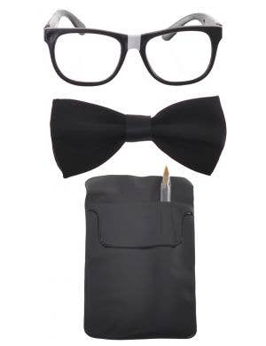 Pointdexter Nerd Instant Costume Costume Accessory Kit