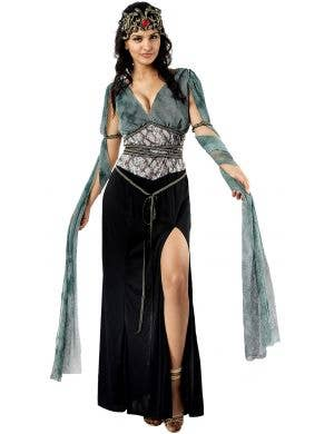 Medusa Women's Sexy Mythical Fancy Dress Costume