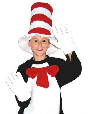 Dr Seuss Boys Book Week Costume Kit