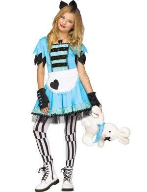 Wild Wonderland Teen Girl's Alice Book Week Costume