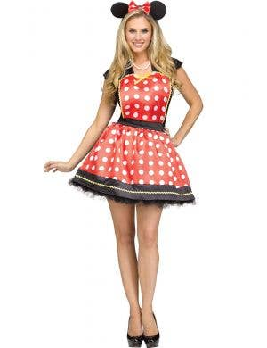 Minnie Mouse Women's Instant Costume Kit Costume Accessory