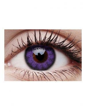 Ultra Violet Big Eye 90 Day Wear Contact Lenses