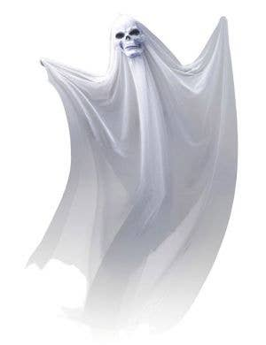 5 Foot Tall Hanging Spooky Ghost Halloween Decoration