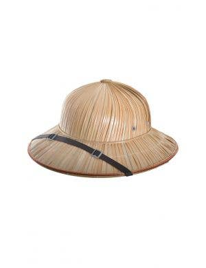Bamboo Safari Jungle Hat Costume Accessory